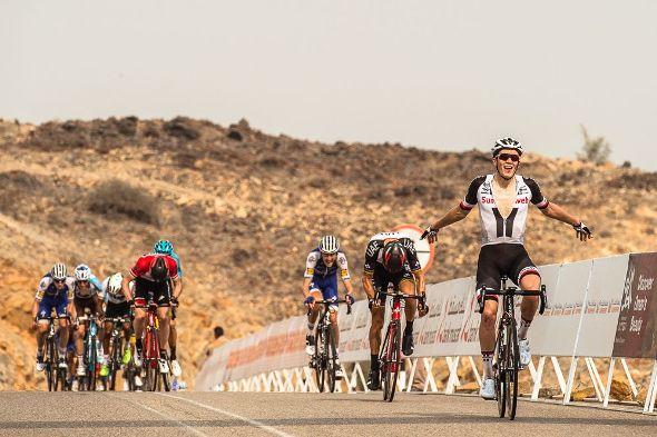 Tour of Oman 2017 - Stage 3 - Sultan Qaboos University / Quriyat - Victoire de Soren Kragh ANDERSEN, Team Sunweb.