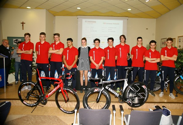 Team Juniores (Foto Berry)