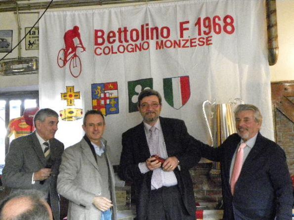 Premiazione di Giuseppe Cuozzo (Foto Nastasi)