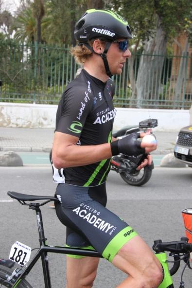 Dennis Van Winden, 17emo classificato (Foto Jean Claude Faucher)