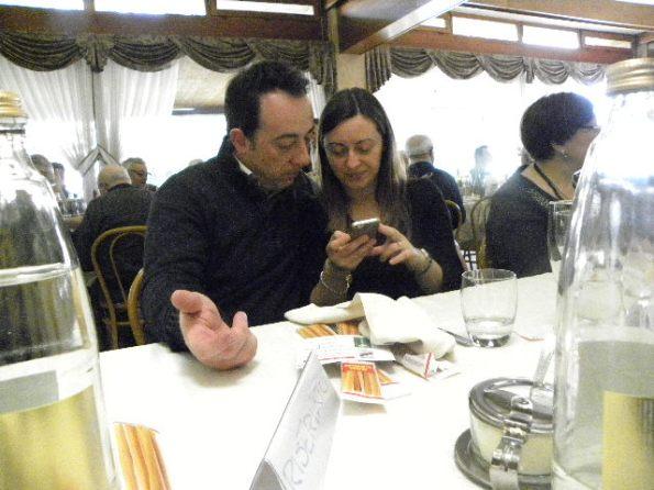 Andrea ed Erica prossimi sposi (Foto Nastasi)