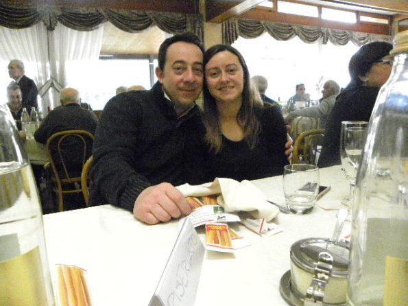 Erica ed Andrea (Foto di Nastasi)