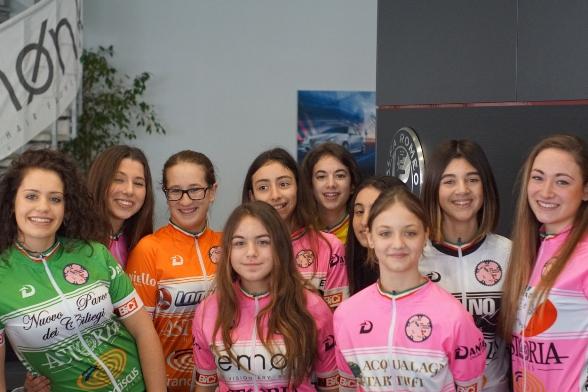 Le maglie del 6^ Giro d'Italia Amatori