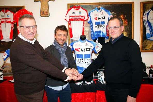 I tre main sponsor (Photobicicailotto)