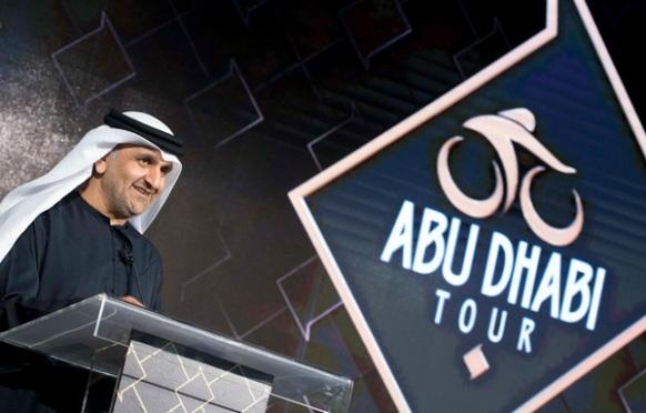 Sceicco di Abu Dhabi
