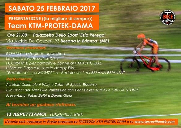 21.02.2017 - presentazione-team-2017