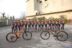 Team KTM Protek Dama stagione agonistica 2017