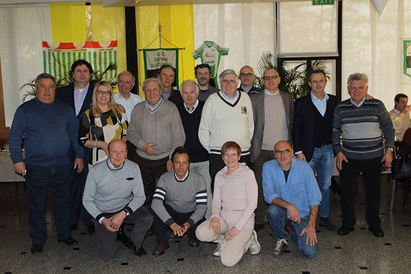 Dirigenti e Ospiti al Pranzo Sociale (Foto Giuseppe Castelli)