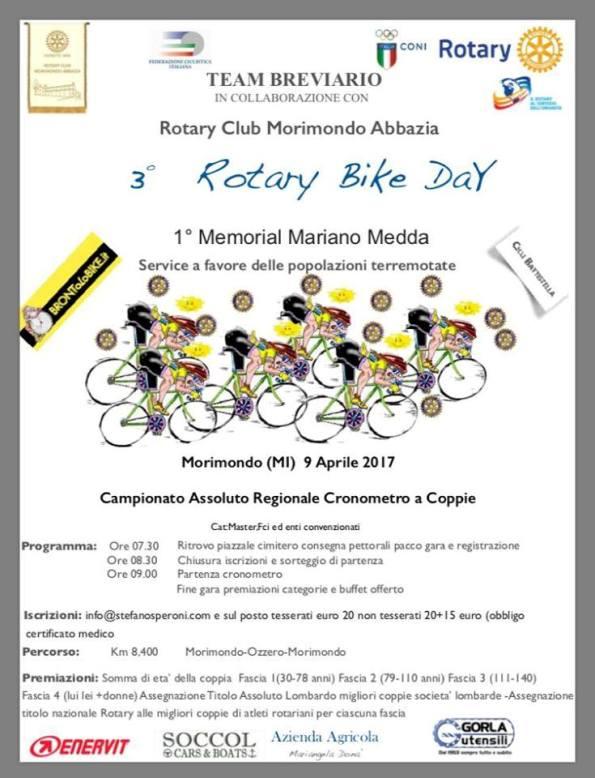 02.03.2017 - Cronocoppie a Morimondo