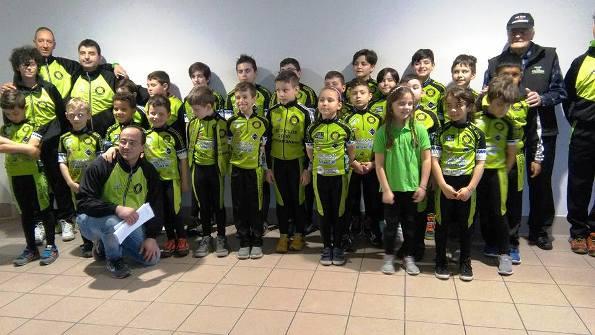I Giovanissimi del BC 2000 Borgomanero (Foto Nastasi)