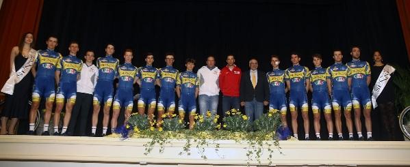 Squadra Malmantile Sensi Nibali 2017