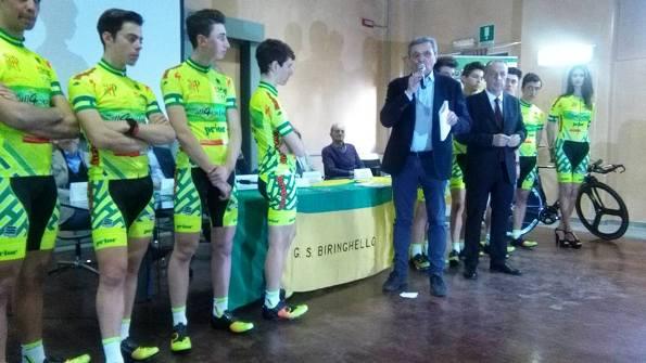L'intervento del Consigliere Regionale FCI Lombardia, Adriano Borghetti (Foto Nastasi)