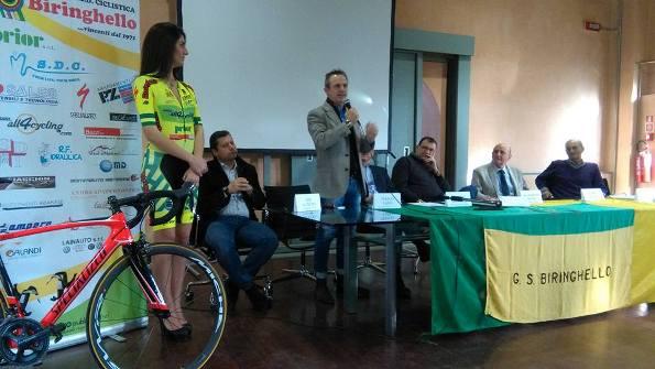 L'intervento di Fabio Perego vicepresidente Regionale Lombardo FCI (Foto Nastasi)