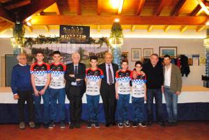 Squadra Esordienti Sporting Club Mobili Lissone
