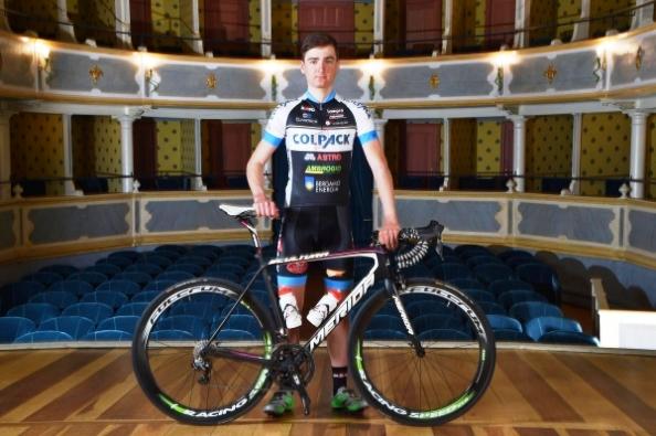 Mark Padun vincitore del 2^ Circuito del Compitese (Foto Rodella)
