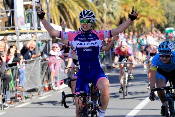 Marta Cavalli vince a Sanremo (Foto Ossola)