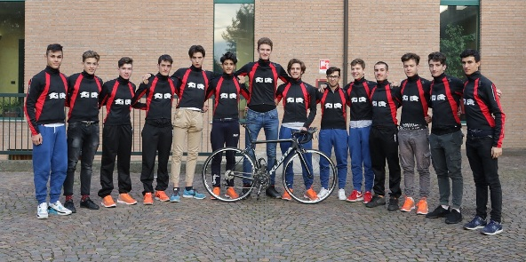 Juniores stagione 2017 GB Junior Team-Gruppo Arvedi