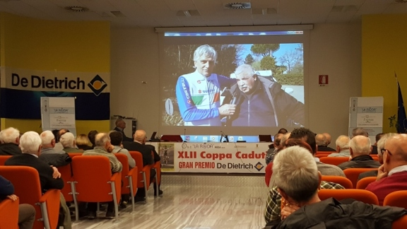 In Memoria di Vito Ortelli recentemente scomparso