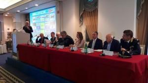 Tavolo Relatori presentazione Settimana Coppi e Bartali