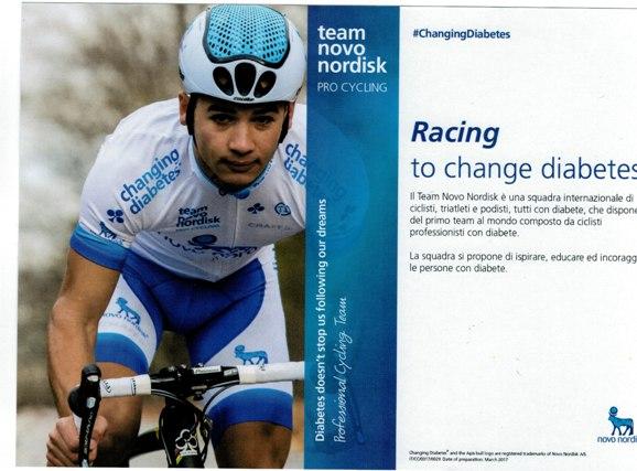 16.03.2017 - Locandina Change Diabets
