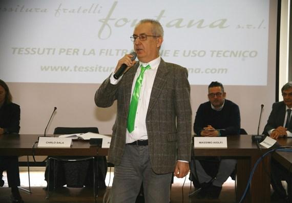 Giuseppe Sala (Foto Berry)