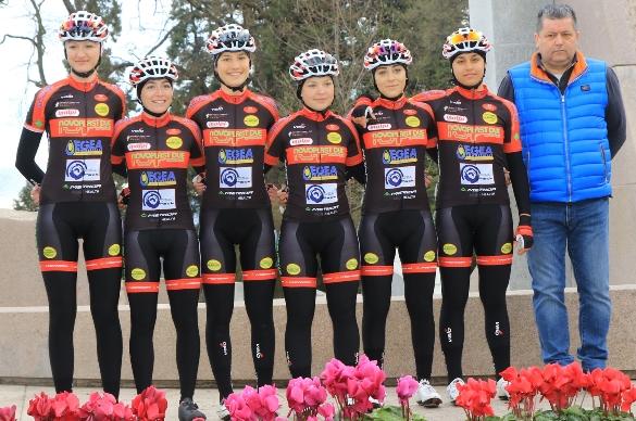 Racconigi Cycling Team al Piccolo Trofeo Binda-Da Moreno