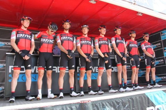 Team BMC (Jan Claude Faucher)