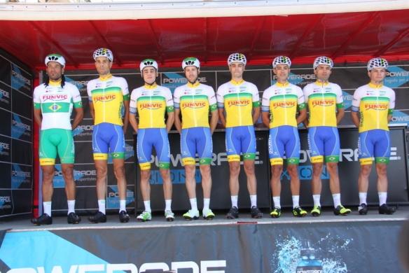 Team Funvic Squadra Brasiliana (J.C. Faucher)