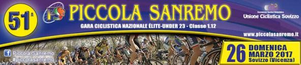 20.03.2017 - Logo della 51^ Piccola Sanremo