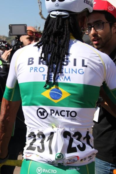 Il Campione Brasiliano visto di spalle (J.C. Faucher)