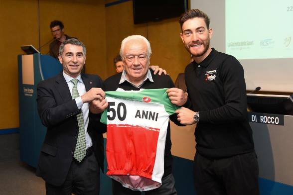 Presentazione Campionati Italiani di Ciclismo su strada