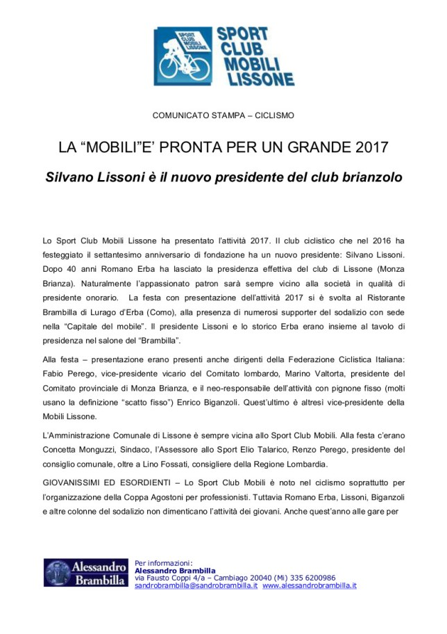 23-2-2017 IL.. COMUNIC MOBILI - nr. 1