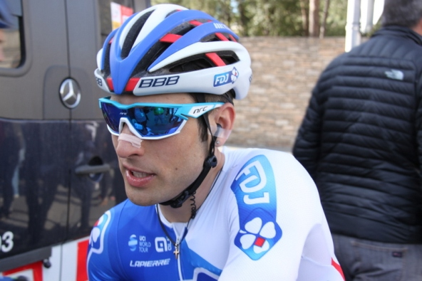 Davide Cimolai 2^ classificato (Foto JC Faucher)