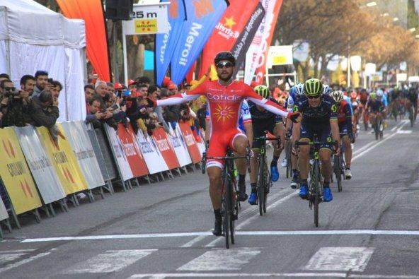 Bouhanni vince 4^ tappa Volta a Catalunya (Foto Jean Claude Faucher)