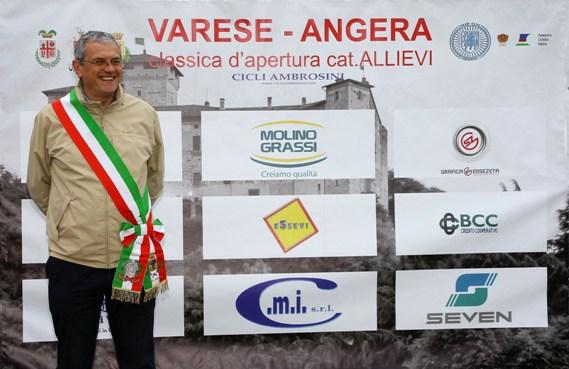 Alessandro Paladini Molgora, Sindaco di Angera (Foto Berry)