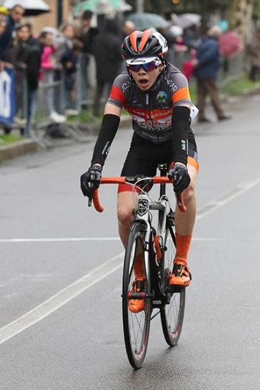 Fabio Massa 2° classificato (Foto Kia Castelli)