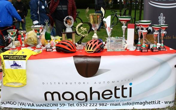 I Premi della corsa (Foto Berry)