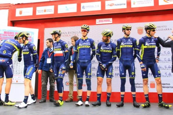 Orica Scott la squadra del vincitore (Foto JC Faucher)