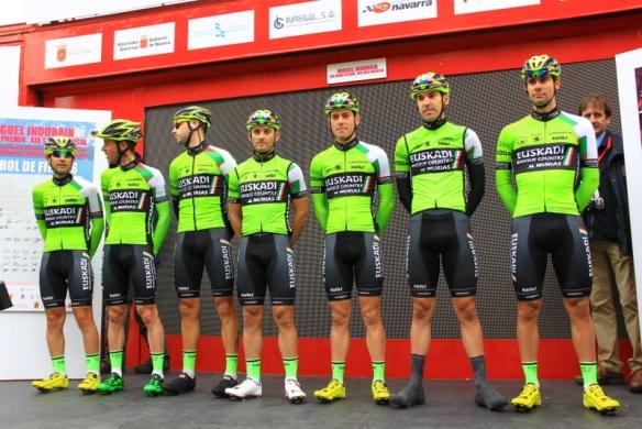 Euskadi Team (Foto JC Faucher)