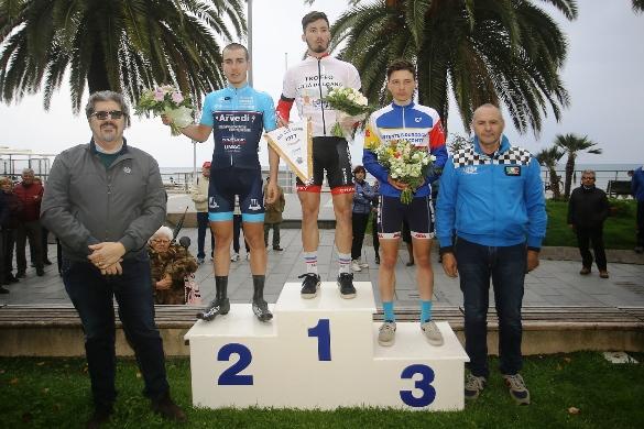 45^ Trofeo Città di Loano Podio del Trofeo 2017 (Scanferla)