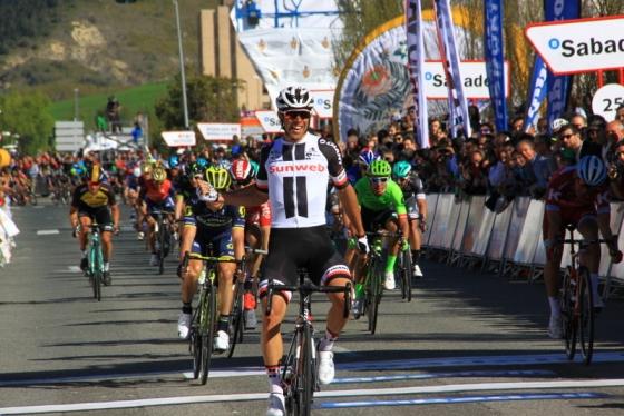 Matthews vince prima tappa Pais Vasco (Foto Jean Claude Faucher)