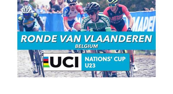 08.04.2017 - Logo Giro Fiandre U23