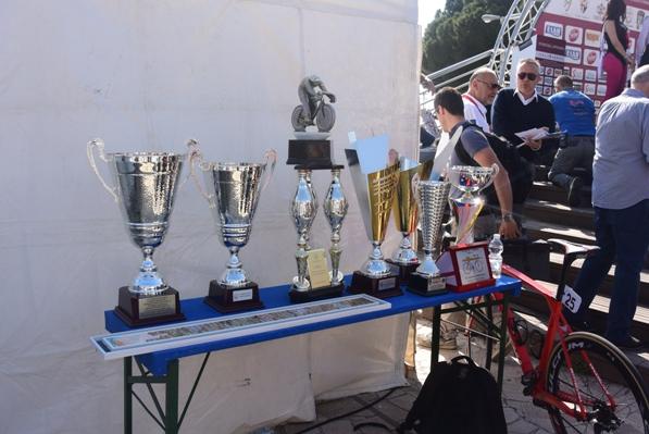 Le Coppe del 78^ Giro Appennino (Foto Trovati)