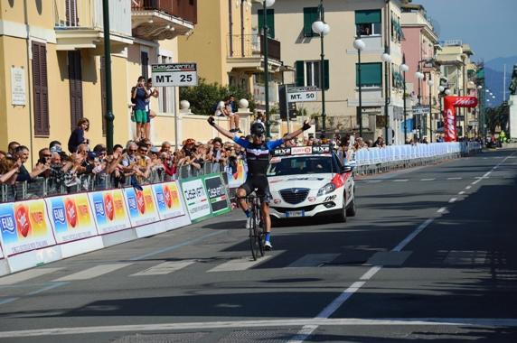 Celano vince 78^ Giro dell'Appennino (Foto Claudio Mollero)