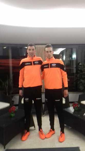 Omar e Mattia Saronni