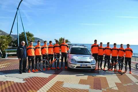 UC Pregnana-Team Scout in ritiro a Spotorno all'Hotel Mediterranèe