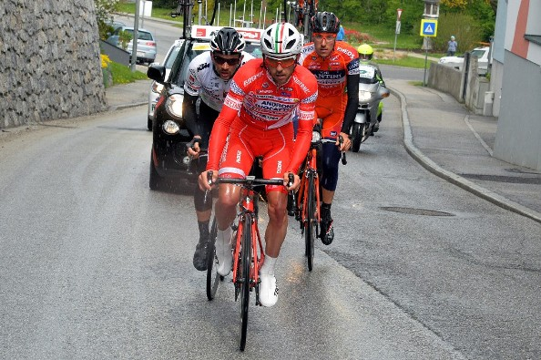 Tour of the Alps 2017 - 41th Edition - 1st stage Kufstein - Innsbruck 142,3 km - 17/04/2017 - Francesco Gavazzi (ITA - Androni Giocattoli - Sidermec) - photo Daniele Mosna/BettiniPhoto©2017