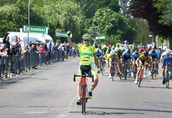Luca Colnaghi vince 64^ Coppa Caduti San Lorenzo (Foto Berry)