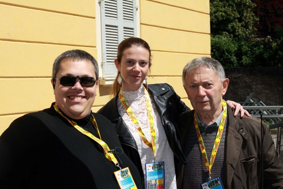 Trentini, Silvia Tomasoni e Vito Bernardi (Foto Kia)