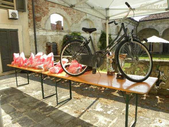 Bici offerta da Cicli Battistella (Foto Nastasi)
